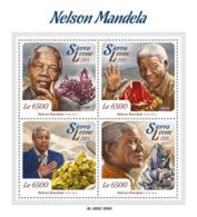 Sierra Leone 2015  Nelson Mandela - Sierra Leone (1961-...)