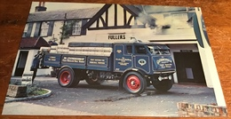 Sentinel Steam Waggon Used By The Glendronach Distillery Co. Ltd. From 1936 - 1954 - Postcards