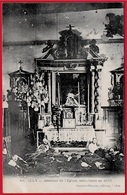 CPA 08 ILLY Ardennes - Intérieur De L' Eglise, Ambulance En 1870 (blessés) * Militaire MILITARIA - France