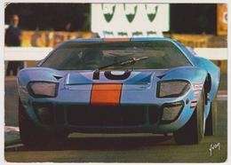 1457/ 24 Heures Du Mans. FORD GT 40. - Non écrite. Unused. No Escrita. Non Scritta. Ungelaufen. - Le Mans