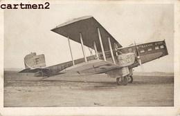 AEROPLANE AVION LIORE ET OLIVIER MOTEUR RENAULT PARIS LONDRES AEROPORT DU BOURGET - 1914-1918: 1ère Guerre