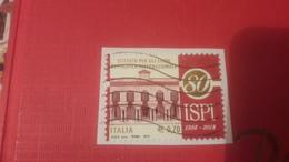 2014 80 Anniversario Della Fondazione ISPI Istituto Per Gli Studi Di Politica Internazionale - 6. 1946-.. Republik