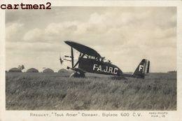 """BREGUET """" TOUT ACIER """" COMBAT BIPLACE AVIATION MILITAIRE GUERRE AERO-PHOTO MONTMORENCY AVIATION AEROPORT DU BOURGET - 1919-1938: Fra Le Due Guerre"""