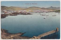 CABO VERDE S.Vicente Cidade Do Mindello PC CPA 1910s - Cap Vert