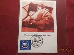 Carte Commémorative De 2013 (raid Arctique De Maner Lualdi) - 6. 1946-.. Repubblica