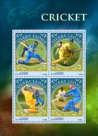 Sierra Leone 2016 Cricket - Sierra Leone (1961-...)