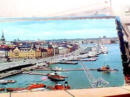 SWEDEN-SUEDE-STOCKHOLM SKEPPSBRON  NAVE SHIP  RIMORCHIATORE  VB1964 HA8335 - Svezia