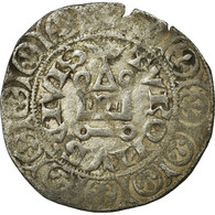 Monnaie, France, Jean II Le Bon, Jean II Le Bon, Gros à La Queue, 3rd Emission - 987-1789 Royal