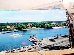 SWEDEN-SUEDE-STOCKHOLM  NAVE SHIP  VB1966 HA8341 - Svezia