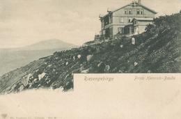 AK -Tschechien - Riesengebirge -Prinz Heinrich Baude - 1900 - Tschechische Republik