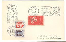 14861 - 63e Congrès ESPERANTO - 1961-....