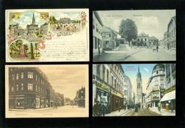 Beau Lot De 60 Cartes Postales D' Allemagne Deutschland     Mooi Lot Van 60 Postkaarten Van Duitsland - 60 Scans - Cartes Postales