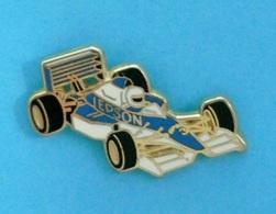 1 PIN'S //   ** MERCEDES AMG F1 W06 HYBRID / EPSON / N°3 ** . (Arthus Bertrand Paris) - Mercedes