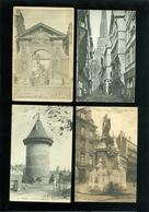 Lot De 20 Cartes Postales De France  Seine - Maritime  Rouen    Lot Van 20 Postkaarten Van Frankrijk ( 76 ) - 20 Scans - Cartes Postales