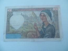 Billet De 50 Francs 1941 - 1871-1952 Frühe Francs Des 20. Jh.