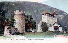 SASSENAGE  Château Féodal - Sassenage