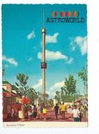 Houston Texas European Village At Astroworld - Houston