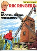 Rik Ringers 43 - De Boodschappers Van De Dood (1ste Druk) 1987 - Rik Ringers