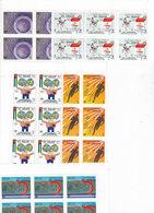 Jordan 1992, Olympic Games Barcelona,complete 6 Sets Of 6v.MN Corners - Scarce - Reduced Price- SKRILL PAY ONLY - Jordan
