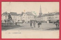 Ath - La Grand Place ( Voir Verso ) - Ath