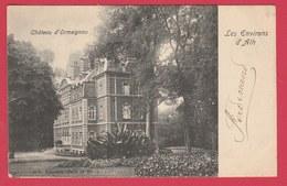 Ormeignies - La Château - 1902 ( Voir Verso ) - Ath