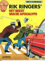 Rik Ringers 51 - Het Beest Van De Apocalyps (1ste Druk) 1992 - Rik Ringers
