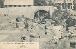 St Vincent Kingstown The Laundry  Undivided Back - Saint-Vincent-et-les Grenadines