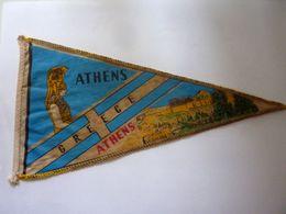 """Gagliardetto """"ATHENS GREECE"""" Anni ' 60 - Pubblicitari"""