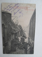 PARIS  Ruelle Des Reculettes ,  Animé 1907 - Arrondissement: 13