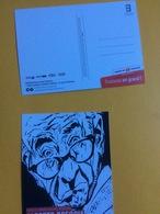 Carte Postale : Exposition Alberto Breccia, 2018,  Toulouse - Arts