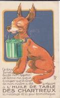 Huile De Table Des Chartreux - Advertising