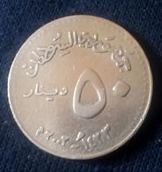 Sudan - 50 Dinars - 2002 AH 1423 - Km  - Agouz - Soudan