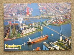 HAMBURG KOHLBRANDBRUCKE - Cargos