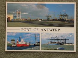 PORT OF ANTWERP - Cargos