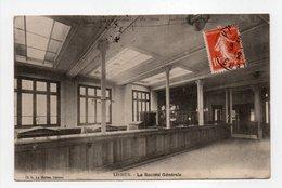 - CPA LISIEUX (14) - La Société Générale 1912 - Edition Le Maître - - Lisieux