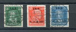 Deutsches Reich Mi Nr. 407-409 - Katalogpreis 250 Euro - Allemagne