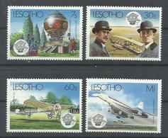 LESOTHO   YVERT   545/48    MNH  ** - Lesotho (1966-...)