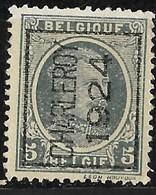 Charleroy 1924 Typo Nr. 105A - Préoblitérés