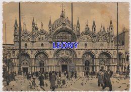 CPSM 10X15 D' ITALIE - VENEZIA - BASILIQUE De S.MARCO -1953 - Venezia