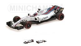 Williams Mercedes FW 40 - Gary Paffett – Test F1 Bahrain 2017 #41 - Minichamps - Minichamps