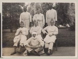 Photo Hopital Militaire Mayence 1919 - 1914-18