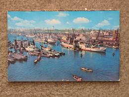 ROTTERDAM HARBOUR, GENERAL VIEW - Cargos