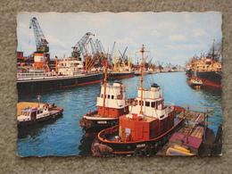 BREMEN HARBOUR, GENERAL VIEW - Cargos