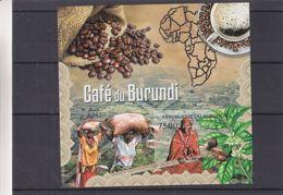 Boissons - Café - Burundi - COB BF 348 ** - MNH - NON Dentelé - Valeur 36 Euros - Burundi
