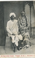Trinidad  An East Indian Couple Piercing  B.W.I.  Muir Marshall P. Used To Ottolini Benfica Portugal - Trinidad