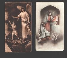 20 X Communieprentje 1940 - 1949 - Image Pieuse / Religious Picture - Communion