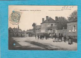 Moliens, 1906. - Sortie De L'Usine. - Francia