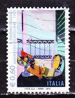 Italia 2010-ENIT -Usato - 2001-10: Oblitérés