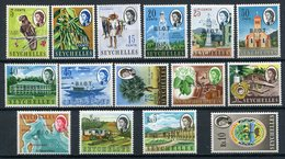 1968  - B.I.O.T. - DEFINITIVES-SURCHARGED -   15 VAL.  M.N.H.- LUXE !! - British Indian Ocean Territory (BIOT)