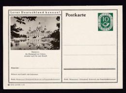 Bund P 17 038 Hannover  Ungebraucht - [7] République Fédérale